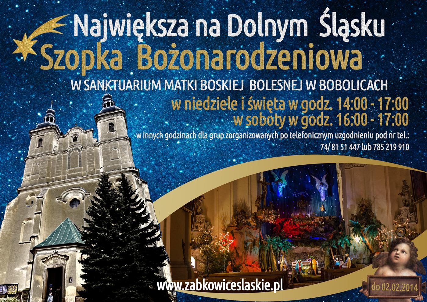 Szopka Bożonarodzeniowa największa w Diecezji