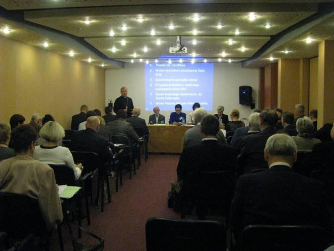 Wiosenne posiedzenie Rady Krajowego Instytutu Akcji Katolickiej