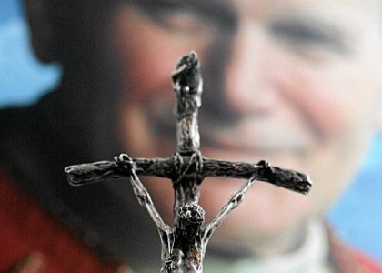 Papież na Kresach