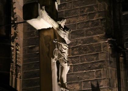 Jesteś na krzyżu z Jezusem