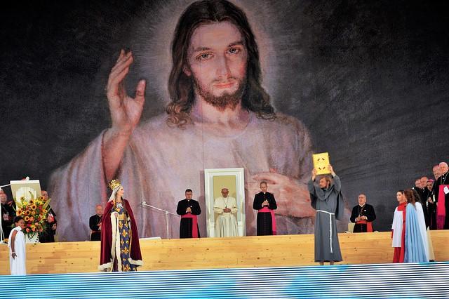 Jest jedna odpowiedź by być spełnionymi aby mieć odnowione siły nazywa się Jezus Chrystus