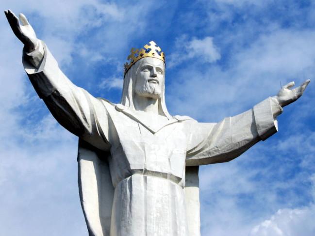Jezus Królem naszym jest