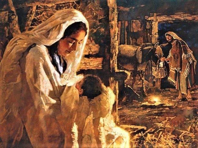 Narodził się Pan nasz Jezus Chrystus