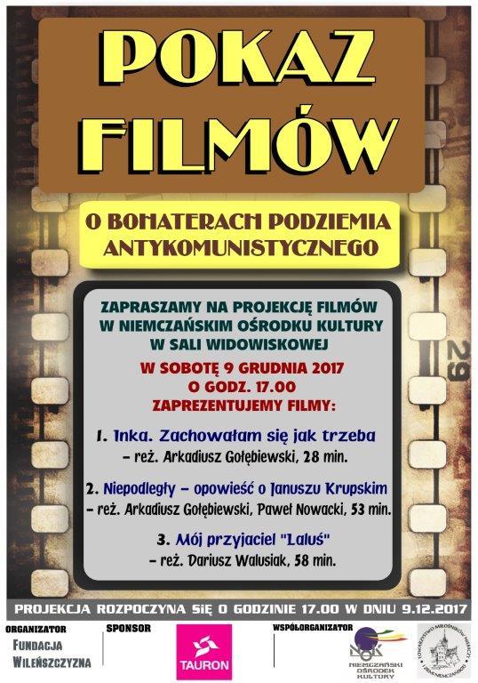 Zaproszenie na pokazy filmów o bohaterach podziemia antykomunistycznego_03