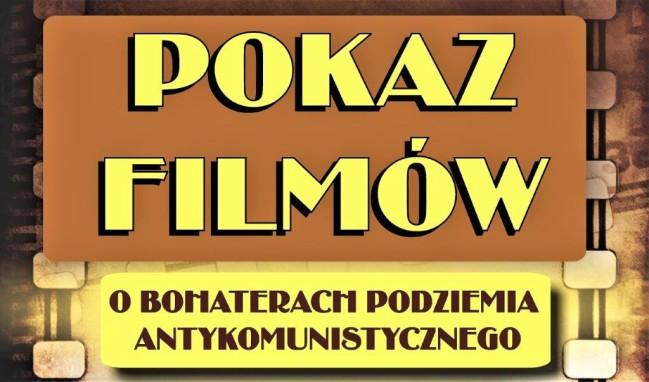 Zaproszenie na pokazy filmów o bohaterach podziemia antykomunistycznego_04
