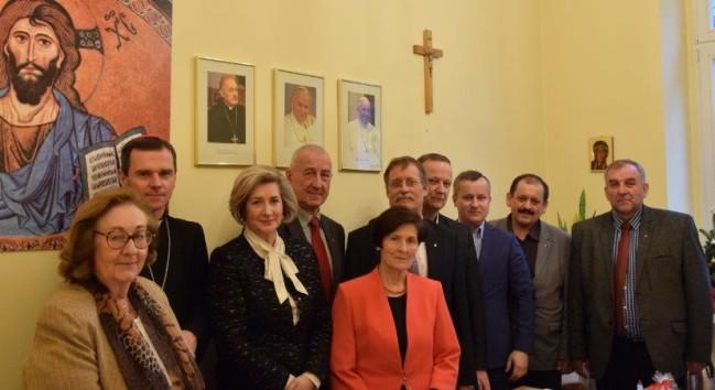 Zarząd Krajowy podsumowuje rok pracy apostolskiej
